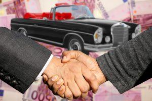 sprzedaż samochodu za granicę